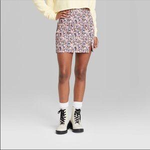 Wild Fable mini skirt